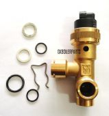 VAILLANT 252457 TURBOMAX PLUS DIVERTER VALVE ORIGINAL